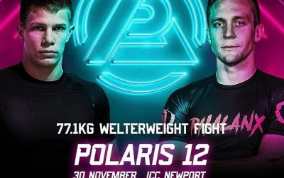 PJ Barch vsMarcin Held set for Polaris 12